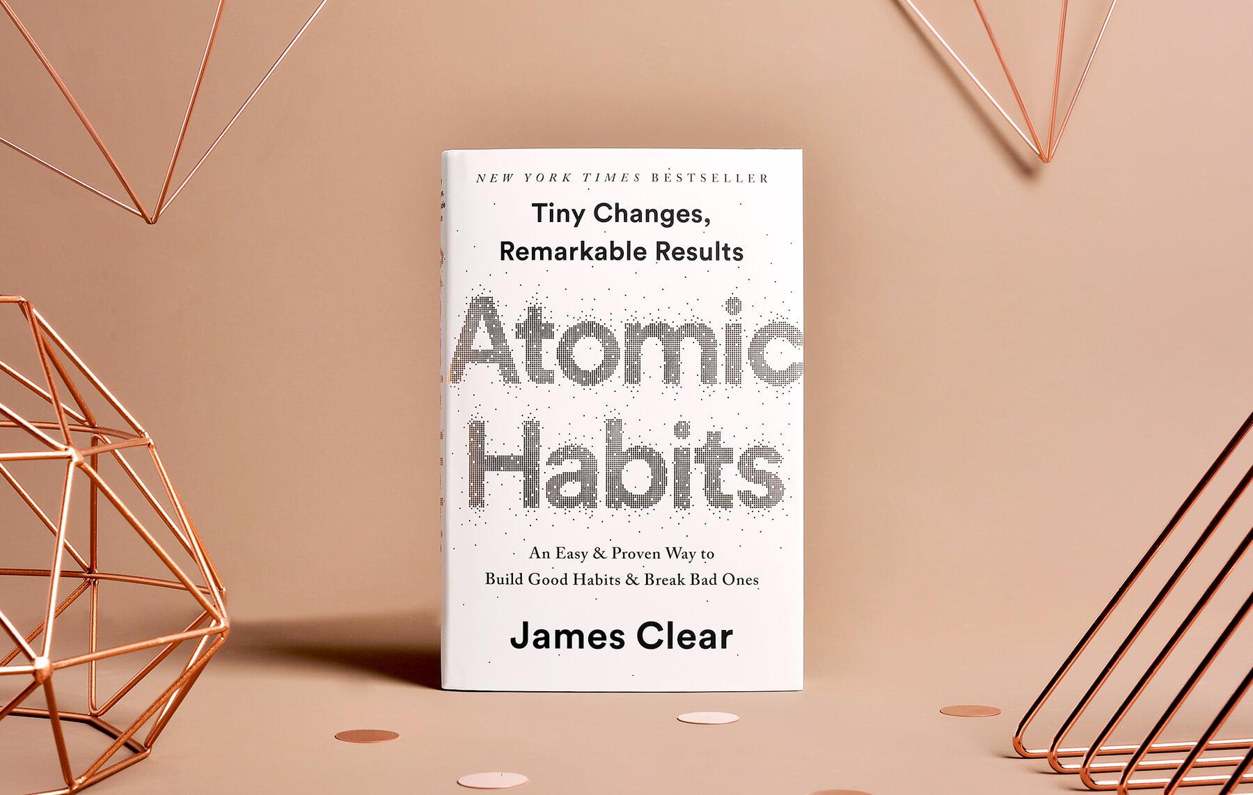 عادتهای اتمی جیمز کلیر