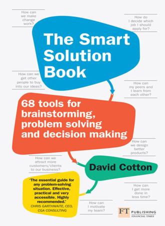 کتاب راهکارهای هوشمندانه - دیوید کاتن - فرشید فلاطون نژاد