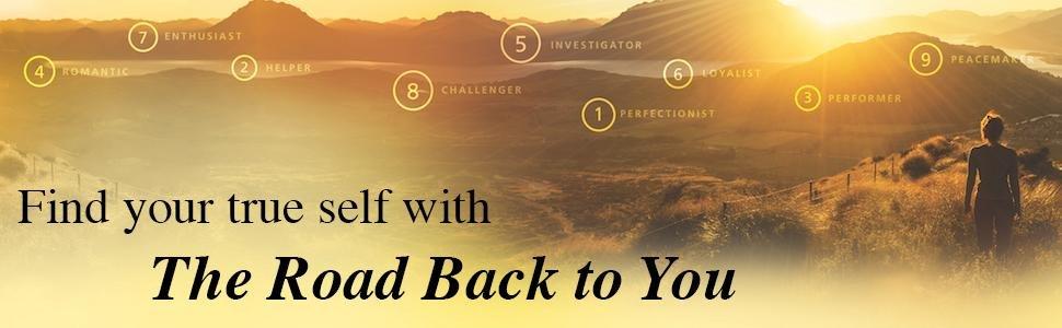 کتاب بازگشت به خود؛ خودشناسی ازا طریق انیاگرام