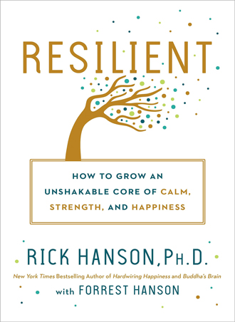 کتاب انعظاف پذیری دکتر ریک هانسون (Resilient Book)