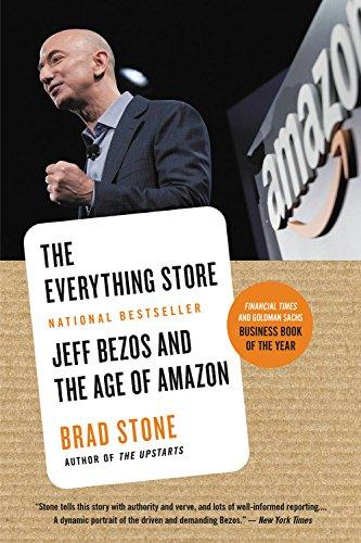 کتاب فروشگاه همه چیز؛ جف بزوس و عصر آمازون