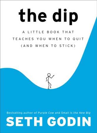 کتاب دره موفقیت - کتاب شیب - ست گودین
