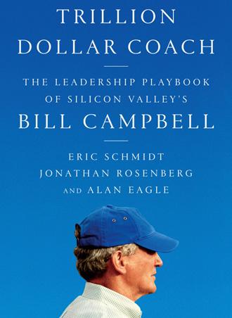 کتاب مربی تریلیون دلاری - بیل کمپل - نوشته اریک اشمیت