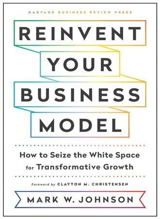 کتاب بازطراحی مدل کسب و کار